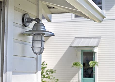 Exterior Barn Lights by Barn Light Atomic Cast Guard Cgu Sconce Tropical