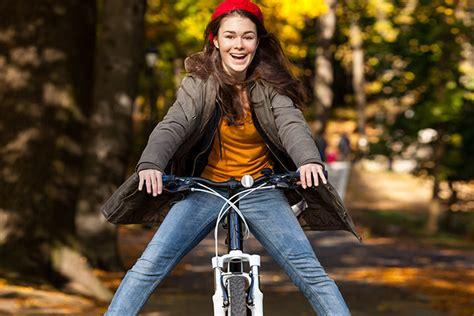 bikes  teenage girls  choose