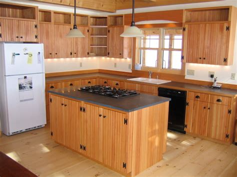 douglas fir kitchen cabinets douglas fir beadboard cabinets traditional kitchen