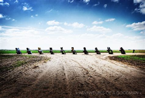 cadillac ranch in amarillo the best route 66 attractions in oklahoma and 187 greg