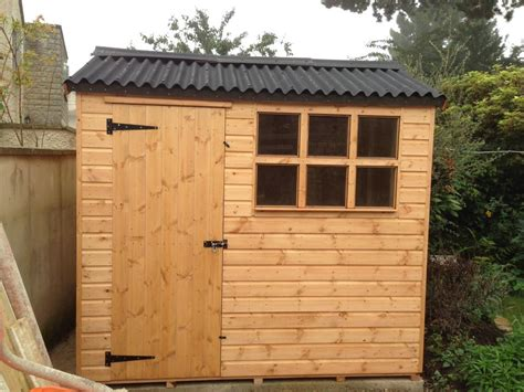 Tin Roofs For Sheds by Garden Shed Master Sheds