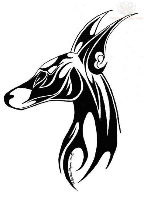 Anubis Tattoo Images & Designs