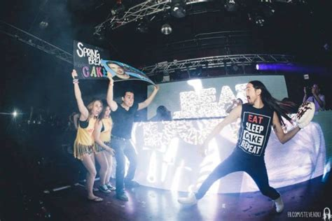 Steve Aoki Square Garden by Steve Aoki Reveals New Headlining Show At
