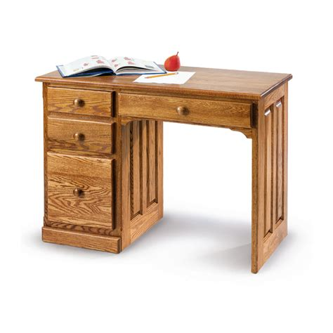 student desk solid wood office furniture woodcraft