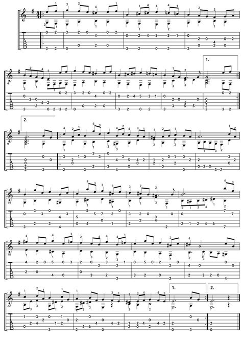 Video Lesson: Learn JS Bach's 'Bourrée in E Minor' for