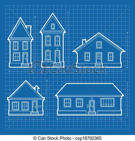 Plan Maker clip art vector of house blueprints blueprint diagrams