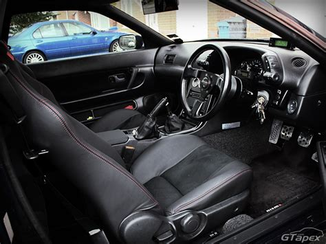 R32 Gtr Interior by Nissan Skyline R32 Interior