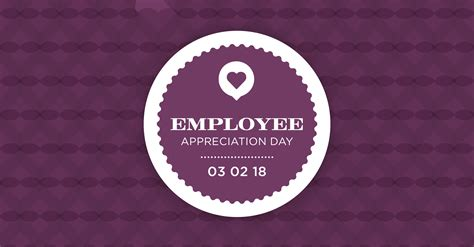Employee Appreciation Giveaways - employee appreciation day is march 2nd when i work