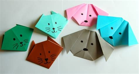How To Make Animals Out Of Paper - creative craft 65 fancy things you can create out of