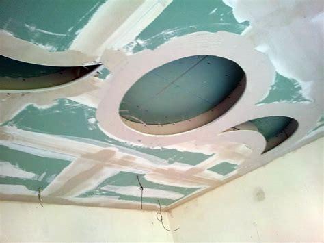 abbassamento soffitto abbassamento cartongesso soggiorno idee per il design