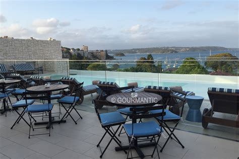 roof top bars in sydney rooftop pool lounge intercontinental sydney double bay
