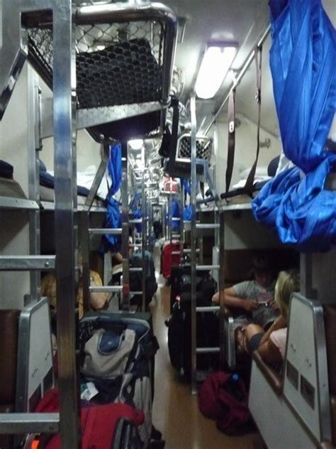 Bangkok Sleeper by The Sleeper Bangkok To Vientiane Photo