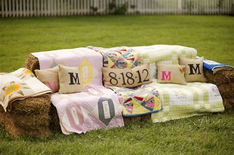 hay bale sofa hay bale sofa from my wedding i am constructing one of