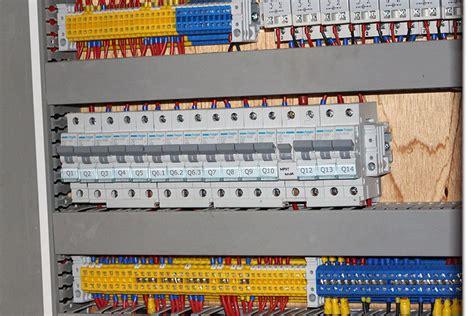 narrow boat fuse box wiring diagram with description