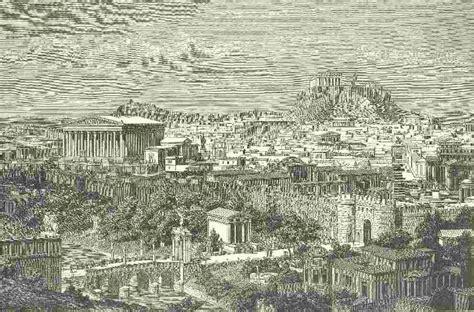 ancient info images and places pictures and info classical athens map