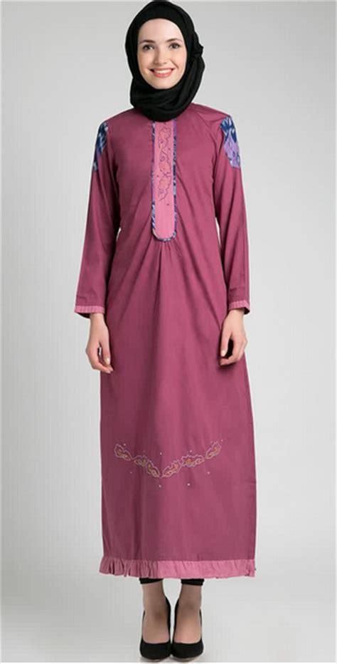 Baju Dress Uq Tv Dress Fristalia 20 contoh model baju muslim abaya terkini dan terpopuler