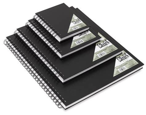 sketchbook size proart spiral sketchbooks blick materials