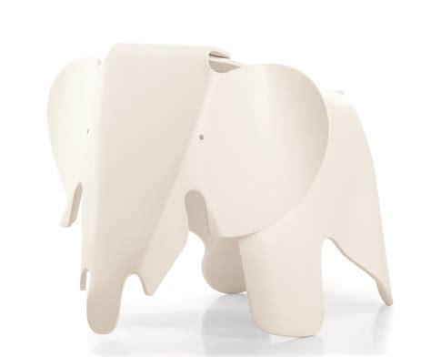 Eames Elephant Stool by Eames Elephant Stool Vitra