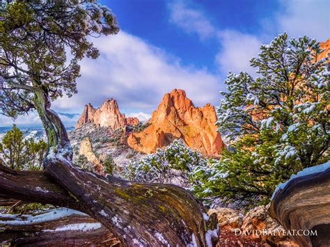 Garden Of Colorado Garden Of The Gods David Balyeat Photography Portfolio