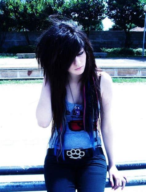 imagenes emo com im 225 genes de chica emo hair pinterest