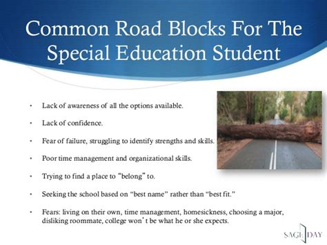 common iep and special education successfully transitioning special education students after high sch