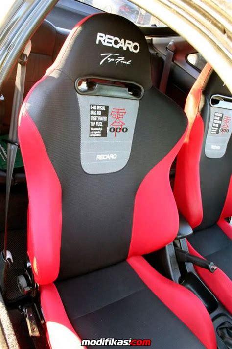 Jok Mobil Racing Baru Jok Racing Recaro Top Fuel