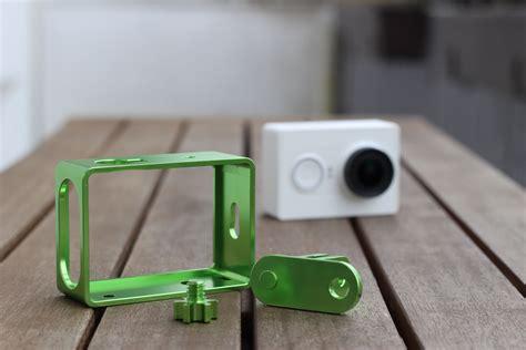 Xiaomi Yi Standard Frame Almuinium schutz aus aluminium f 252 r die xiaomi yi metropolitan monkey