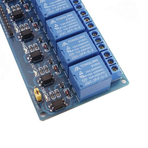 Module Isolated Relay 8 Channel Dengan Photocoupler 5v 8 channel relay module with optocoupler isolation