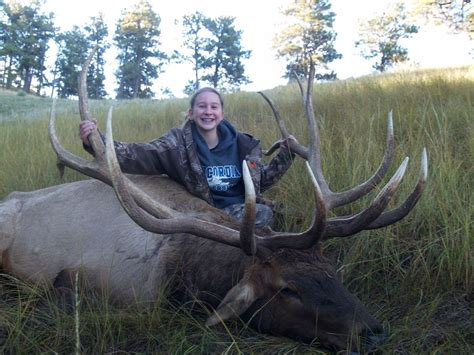 Records Colorado Eighth Grader S Bull Elk Officially Declared A