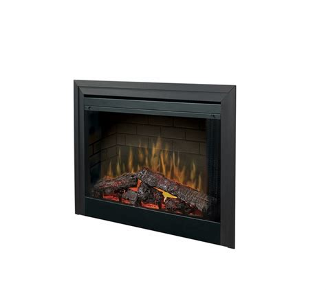 electric fireplace insert dimplex dimplex bf39dxp deluxe 39 quot built in electric purifire air