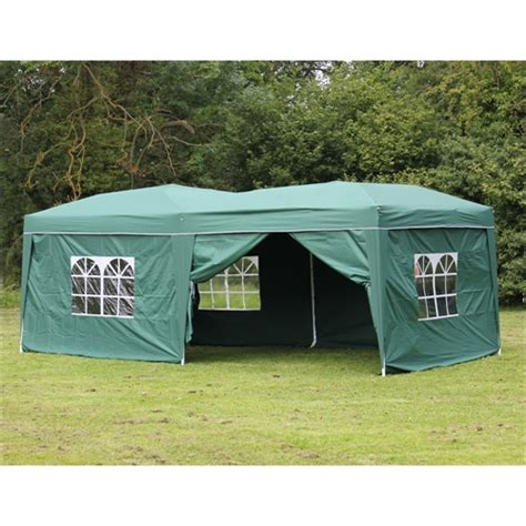 palm springs 10 x 20 pop up gazebo with sides the