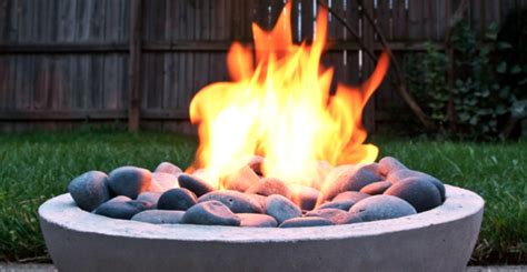 How To Build An Outdoor Fireplace From Scratch by How To Make A Diy Modern Concrete Pit From Scratch