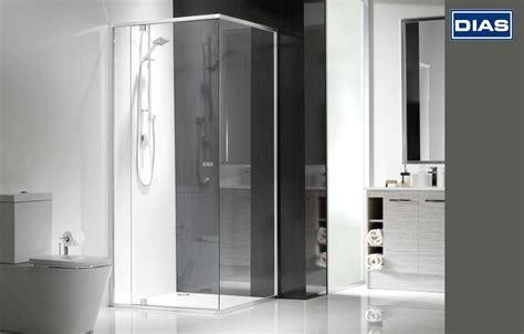 Corner Shower Bath With Screen shower screens dias aluminium