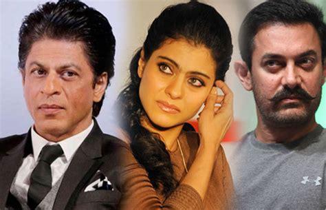kajol aamir khan film here s why shah rukh khan warned aamir khan to not work
