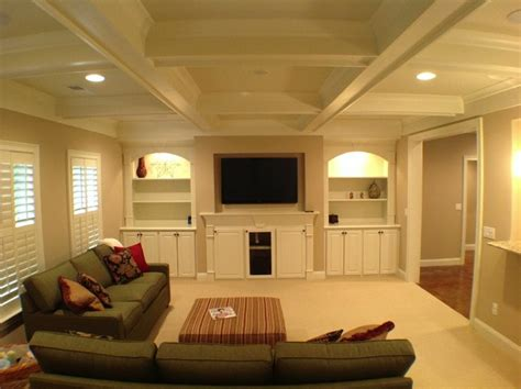 smyrna basement traditional basement atlanta by
