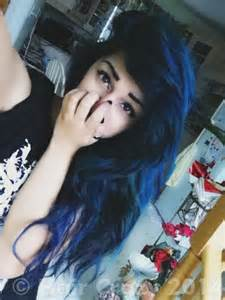 navy hair color amazing navy blue hair color 11 blue hair color