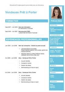 Curriculum Vitae Template Pdf by Les 25 Meilleures Id 233 Es De La Cat 233 Gorie Exemple De Cv