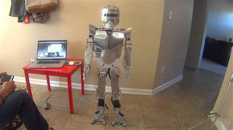 zeus the humanoid robot piday raspberrypi