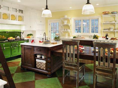 vintage green kitchen green vintage inspired kitchen bilotta hgtv