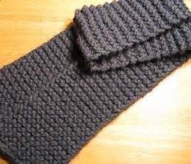 knitting pattern scarf garter stitch garter stitch stitch piece n purl