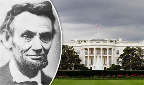 did abraham lincoln live in the white house the usa s white house secrets revealed top 30 facts