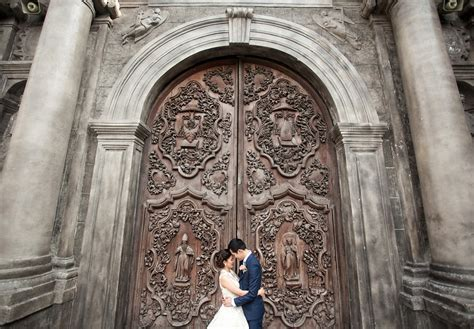 san agustin church wedding reviews san agustin church hyatt hotel manila weddings jayson
