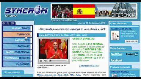 imagenes de una web desarrollo de p 225 ginas web en html video de ejemplos
