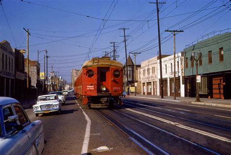 The Electric Railway the pacific electric railway