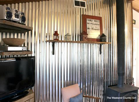 diy metal pictures suitable for the kitchen walls art decor ideas remodelaholic diy corrugated tin wall tutorial