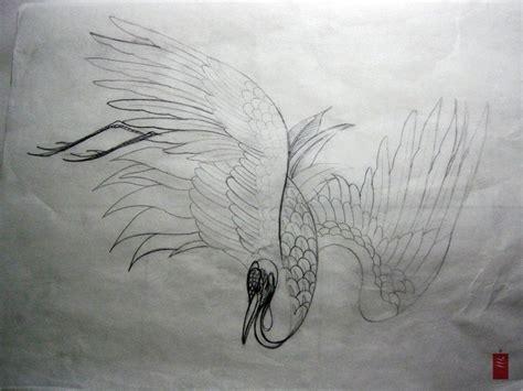 japanese crane tattoo designs japanese crane idea tattoos tattoos