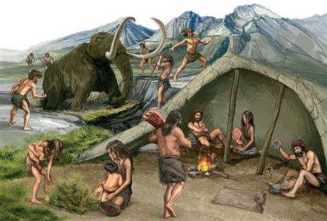imagenes realistas de la prehistoria paleolitico historia y memoria desde la prehistoria