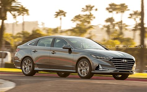 hyundai sonata rendered   info korean car blog