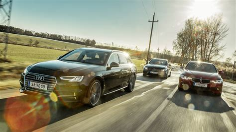 Bmw 3er Vs C Klasse by Erste Reihe Mitte Audi A4 Avant Vs Bmw 3er Touring Vs