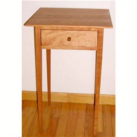 shaker  table plans  woodworking